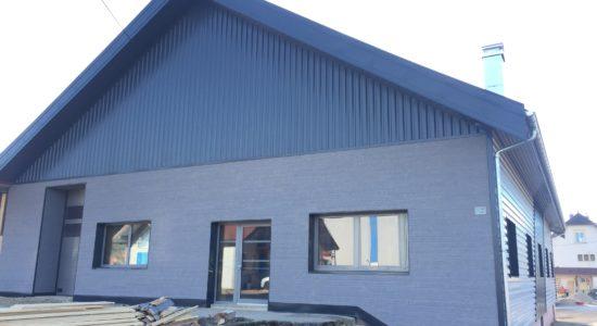 Rénovation extérieure bureau 3