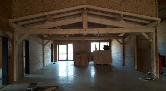 Rénovation intérieure bureau 4